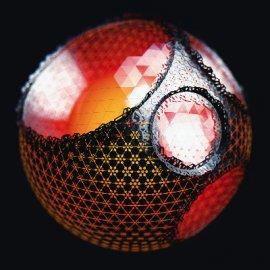 c4d多边形材质球渲染