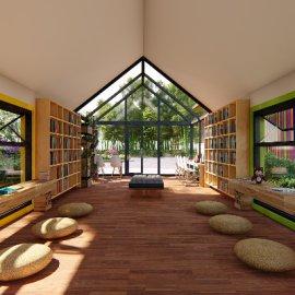 公共阳光书屋