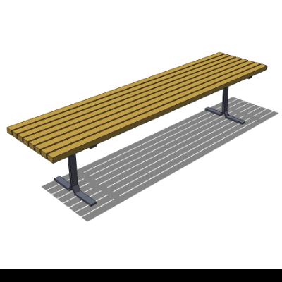 小区/公园/步行街镂空坐凳模型素材