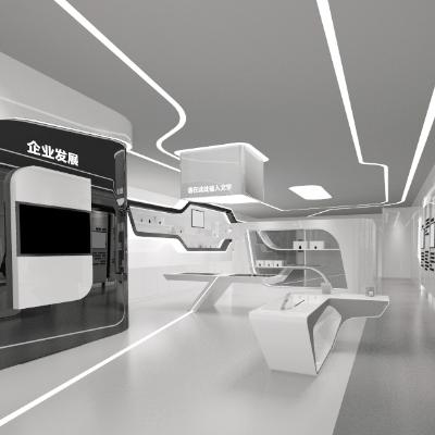 科技产品展厅