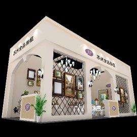 相框门面店铺展厅3dmax模型设计