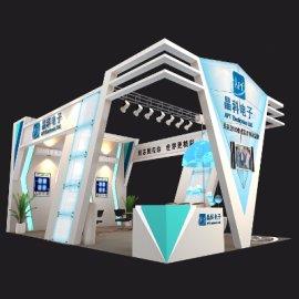 LED电子产品门面展厅3dmax模型设计